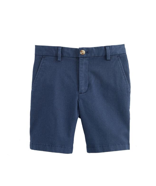 Boys Stretch Breaker Shorts