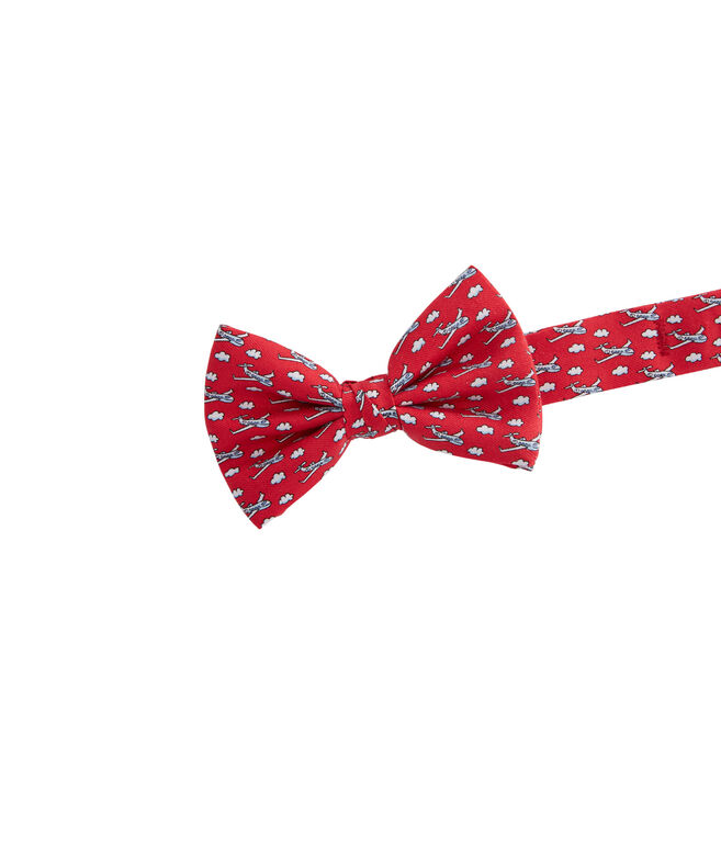 Boys Airplane Bow Tie