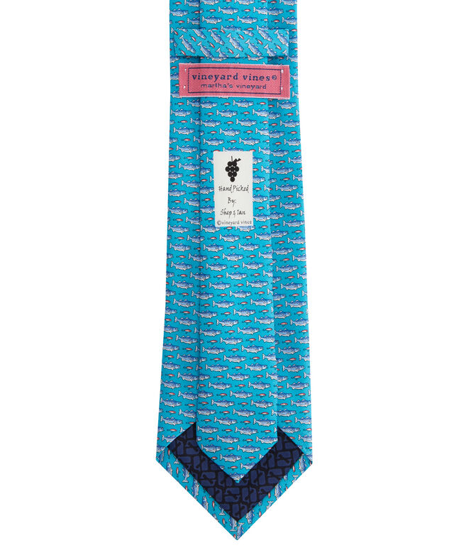 Striped Bass & Lure Tie