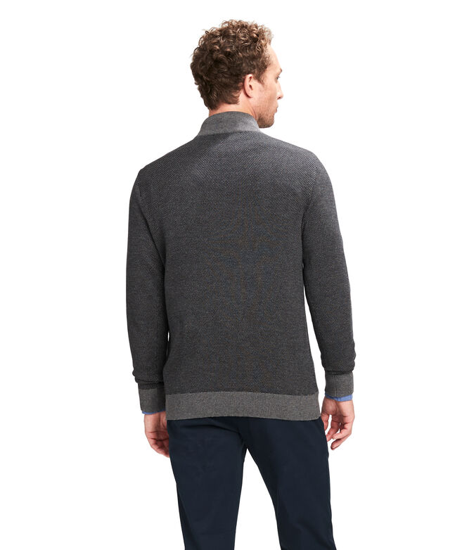 Hamilton 1/2-Zip Sweater
