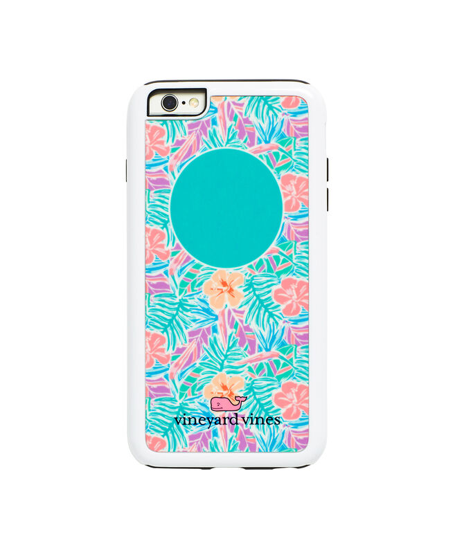 Monogrammed Gulf Tropical Chappy iPhone 6 Case