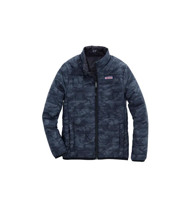 Boys Reversible Mountain Weekend Jacket