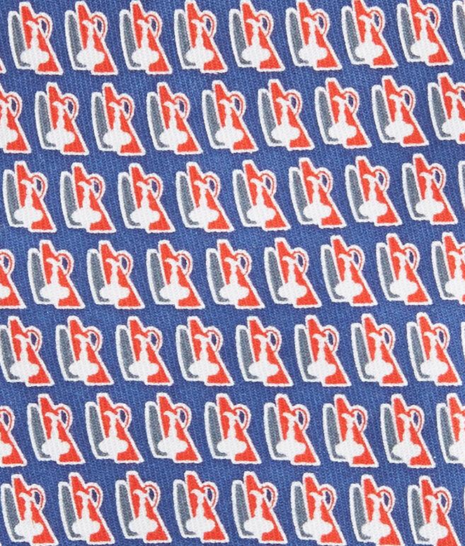 America's Cup Logo Tie