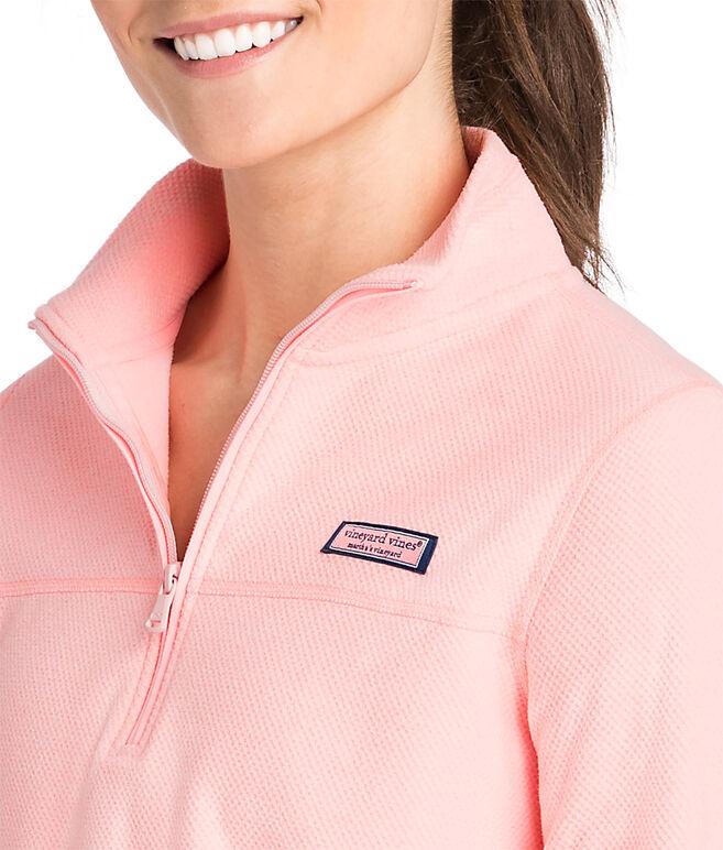 Honeycomb Fleece Shep Shirt