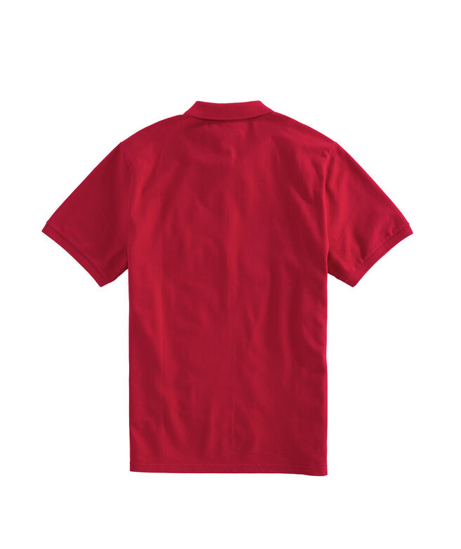 Los Angeles Angels Stretch Pique Polo