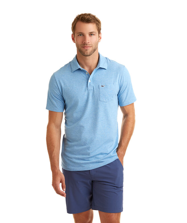 OUTLET Men's Solid Edgartown Polo