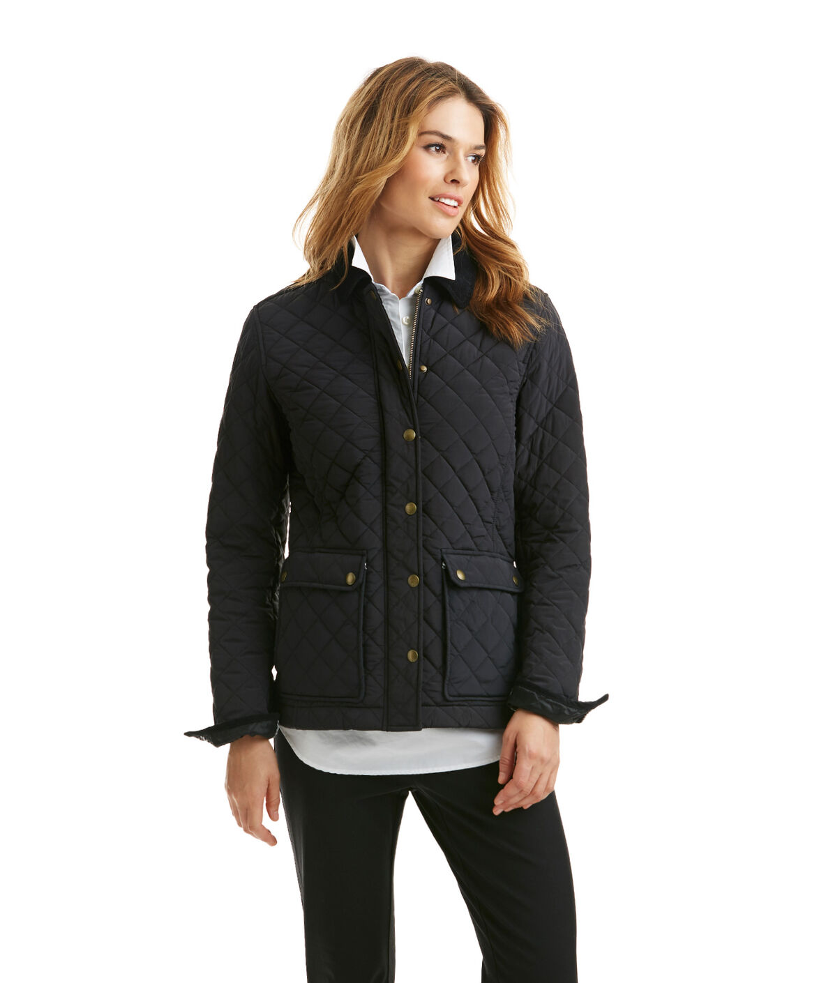 Shop Quilted Jacket At Vineyard Vines