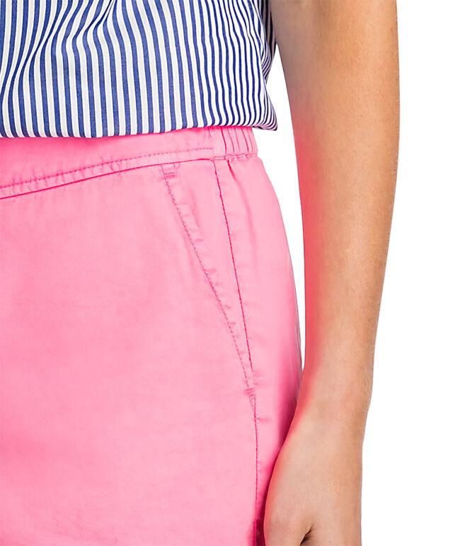 Garment Overdyed Foley Shorts