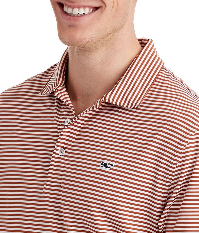 Winstead Stripe Sankaty Performance Polo