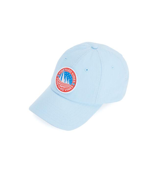 Classic Sail Patch Hat