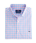 Keel Point Check Slim Tucker Shirt