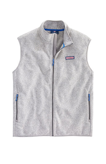 Men S Fleece Jackets And Vests At Vineyard Vines