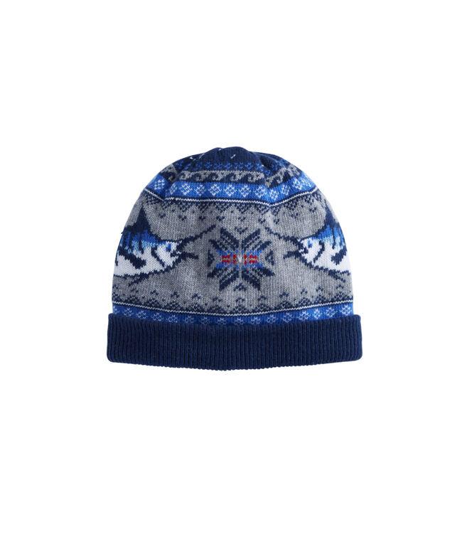 Marlin Knit Hat