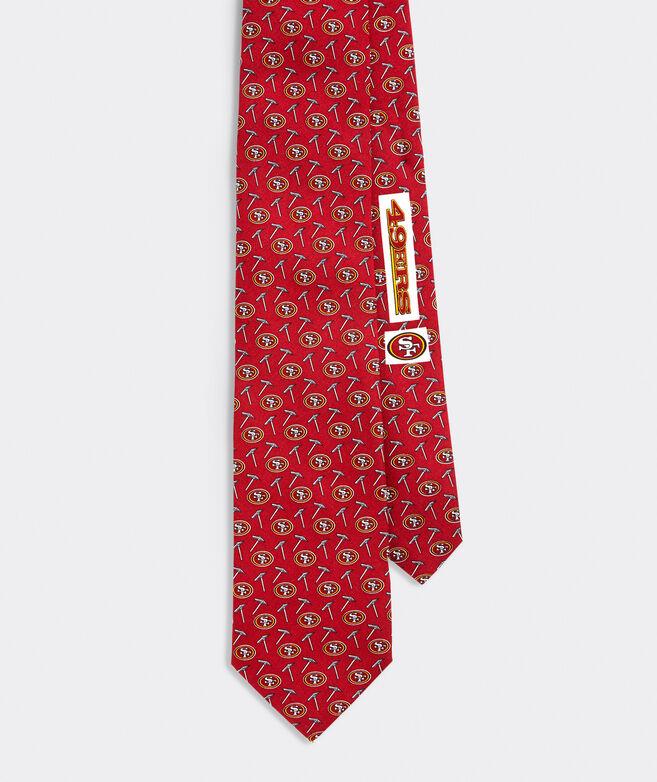 San Francisco 49ers Tie