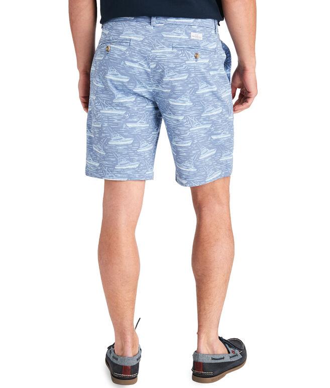 9 Inch Summer Sailing Breaker Shorts
