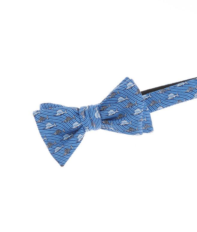 Sailfish & Bones Bow Tie