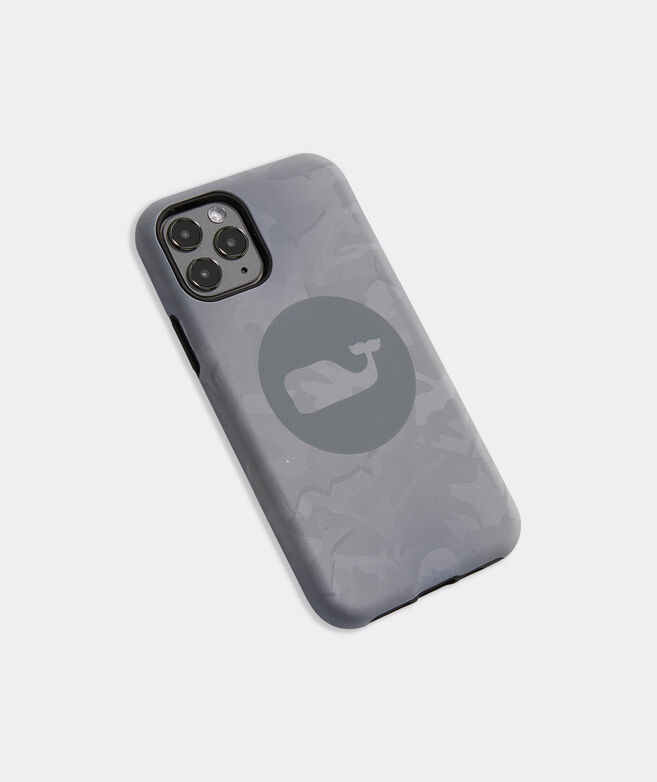 Whale Dot Camo iPhone 11 Pro Case