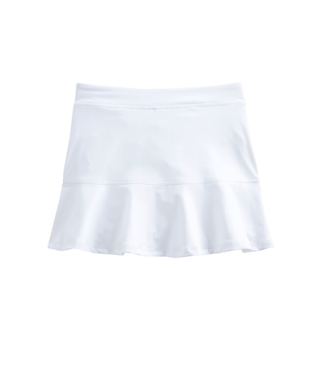 Girls Performance Flounce Skort