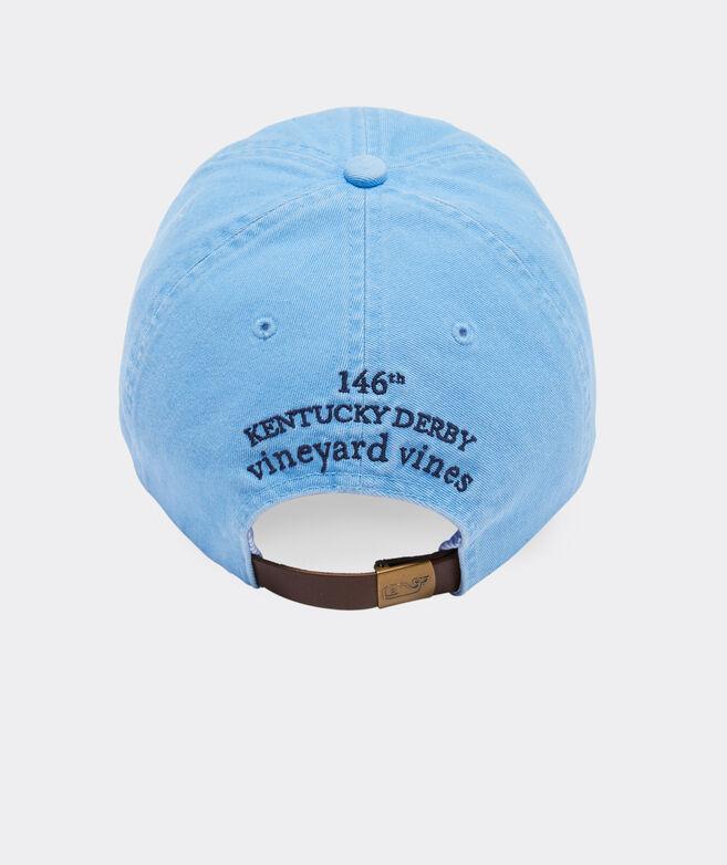 Kentucky Derby Mint Julep Icon Baseball Hat