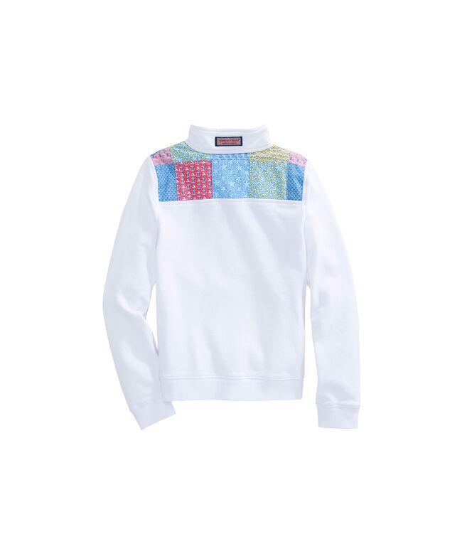 Girls 20th Anniversary Original Patchwork Shep Shirt