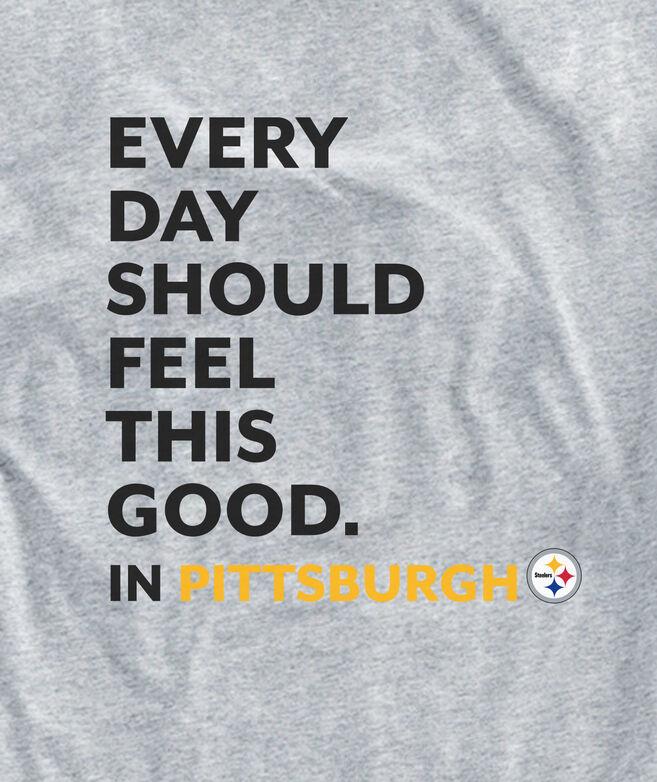 Adult Steelers Long-Sleeve EDSFTG T-Shirt