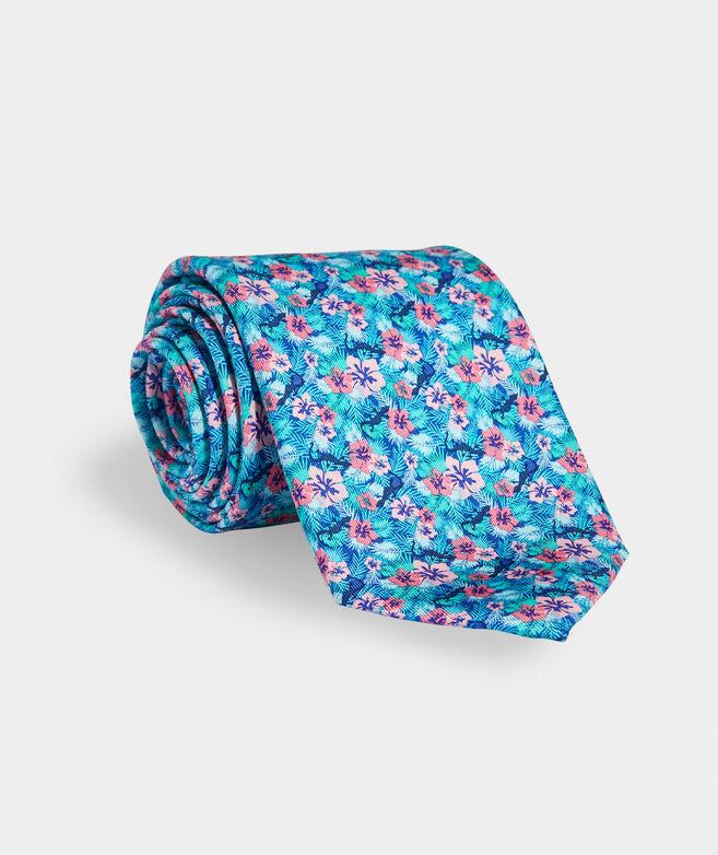 Iguanas Printed Tie
