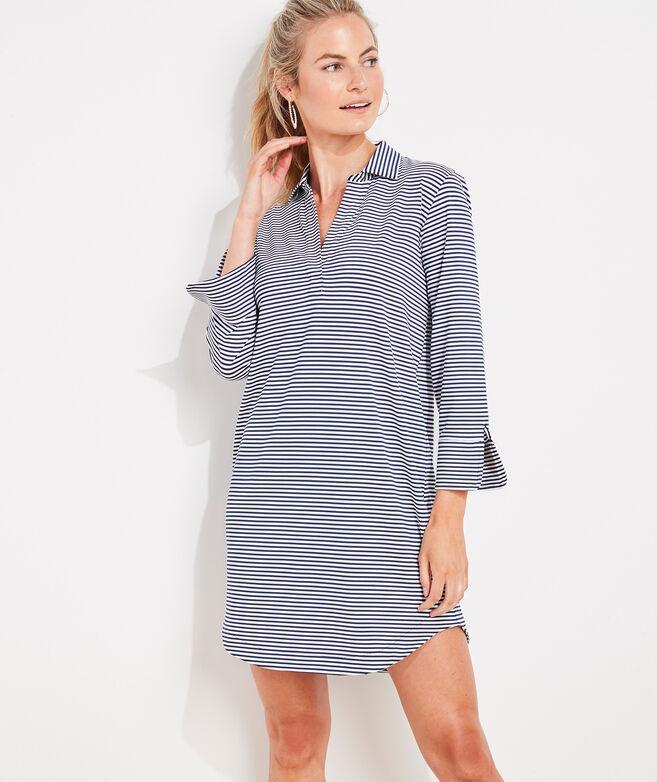 Striped Sankaty Lucaya Dress