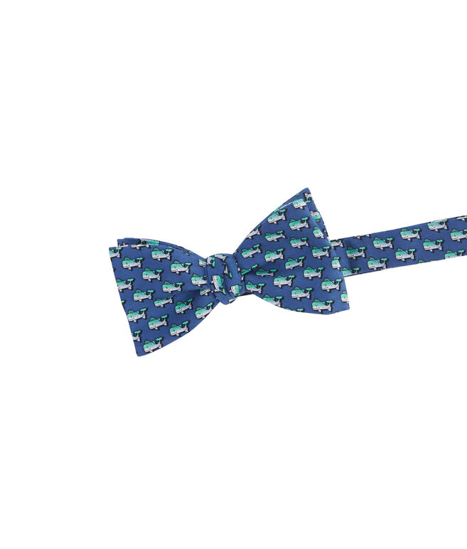 Striped Bass Bow Tie