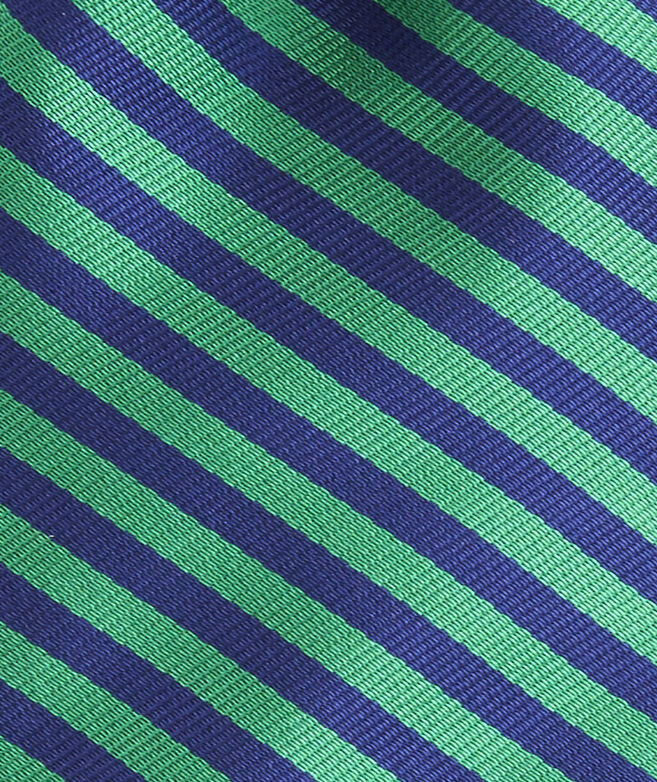 Kennedy Preppy Feeder Stripe Skinny Tie