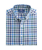 Maple Street Plaid Slim Murray Shirt