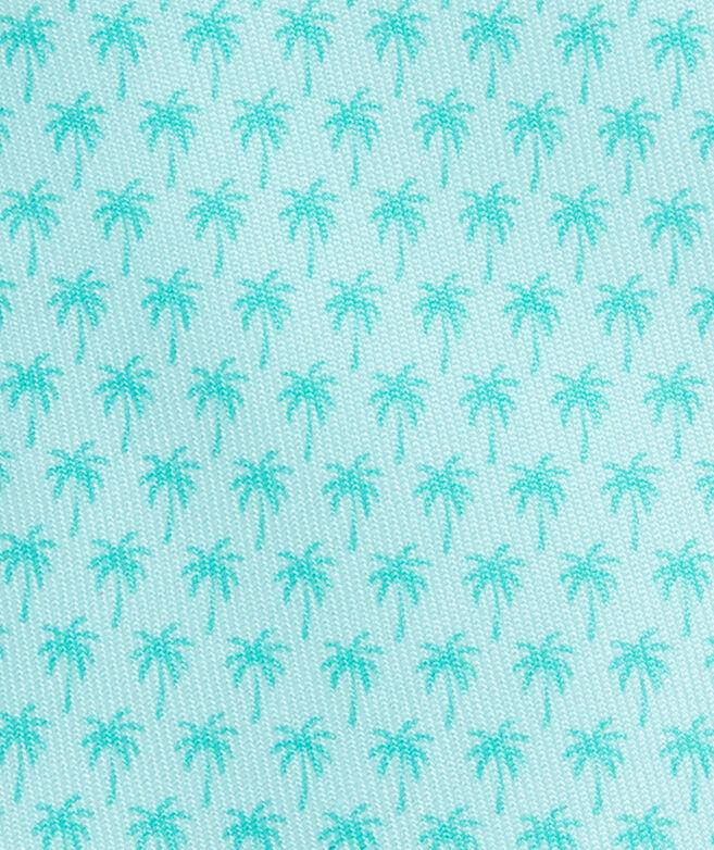 Boys' Palm Trees Printed Tie