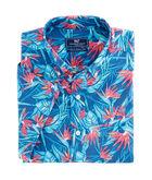 Birds Of Paradise Short-Sleeve Murray Shirt