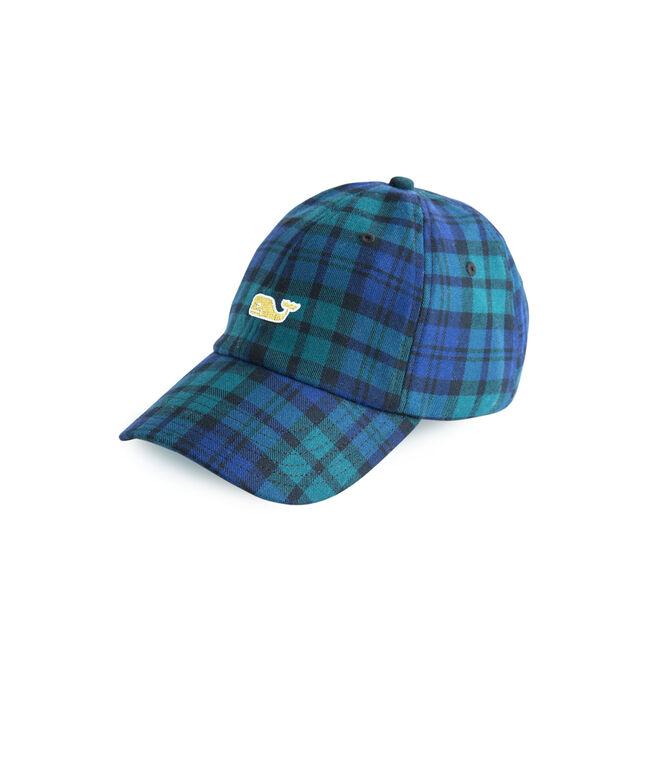 Plaid Baseball Hat