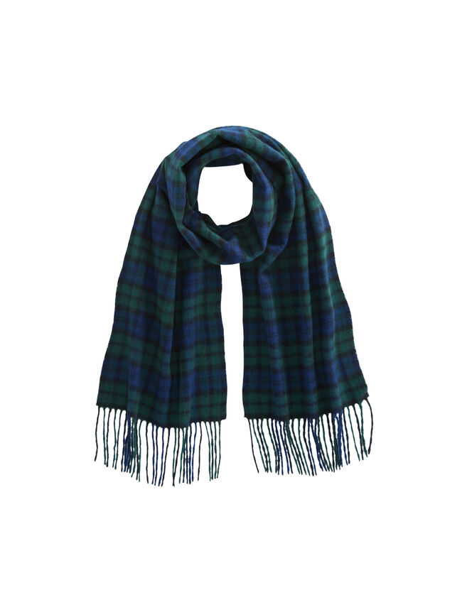 Blackwatch Cashmere Scarf