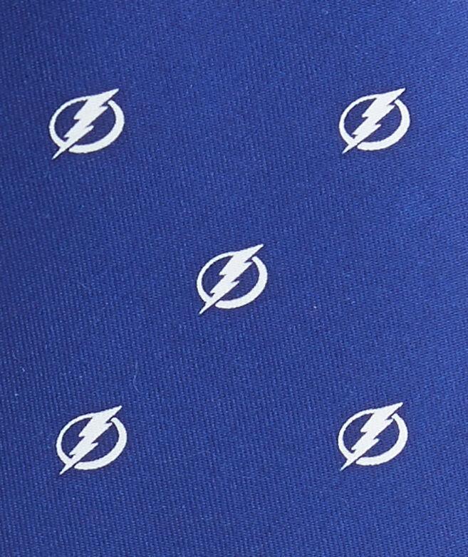 Tampa Bay Lightning Logo Boys Tie
