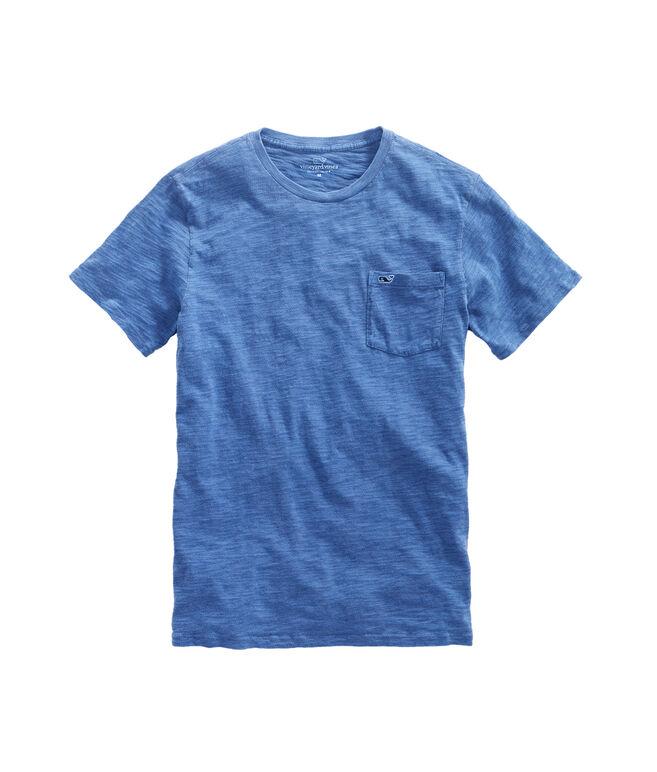 Dockside Slub Pocket T-Shirt