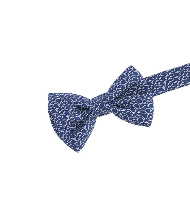 Boys Marlin Geo Bow Tie