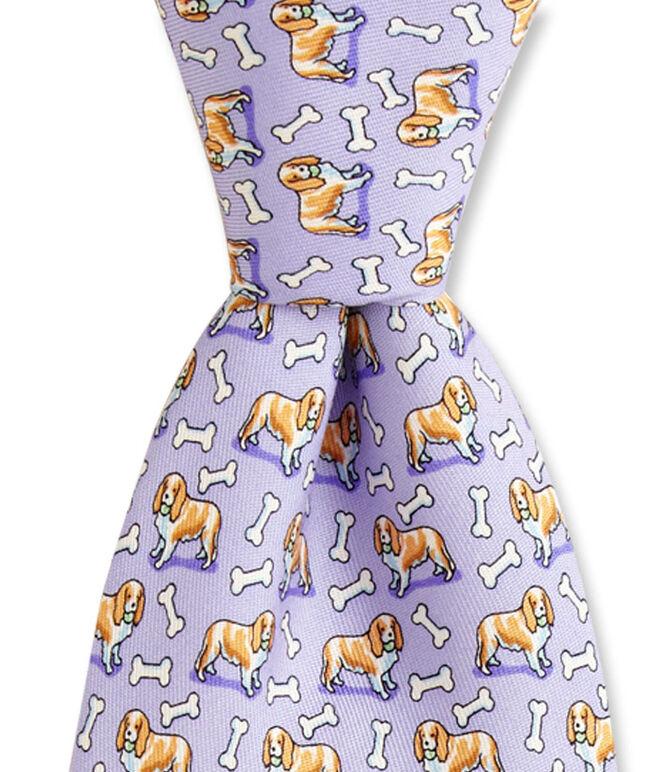 Cavalier King Charles Spaniel Tie