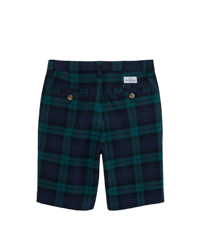 Boys Blackwatch Breaker Shorts