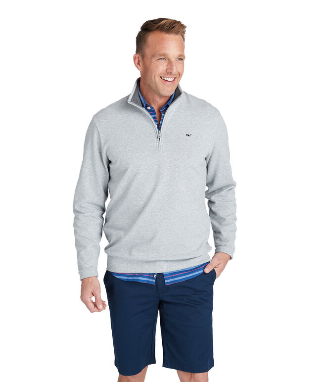New Saltwater 1/2 Zip