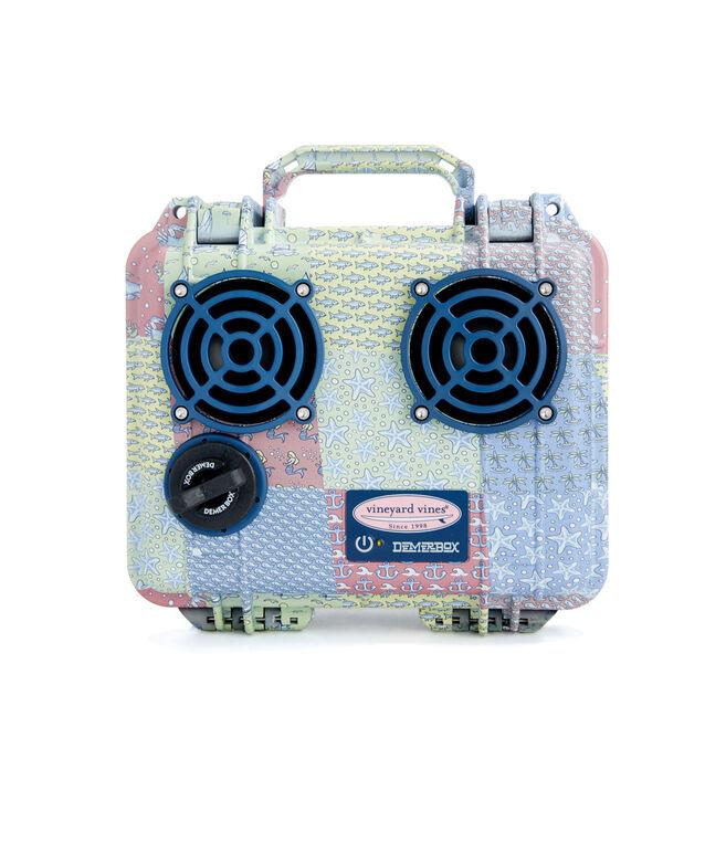 Patchwork DemerBox Waterproof Speaker - Limited Edition