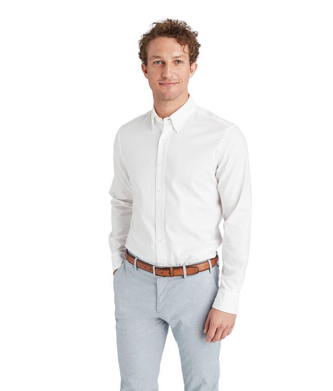 Stretch Oxford Greenwich Shirt