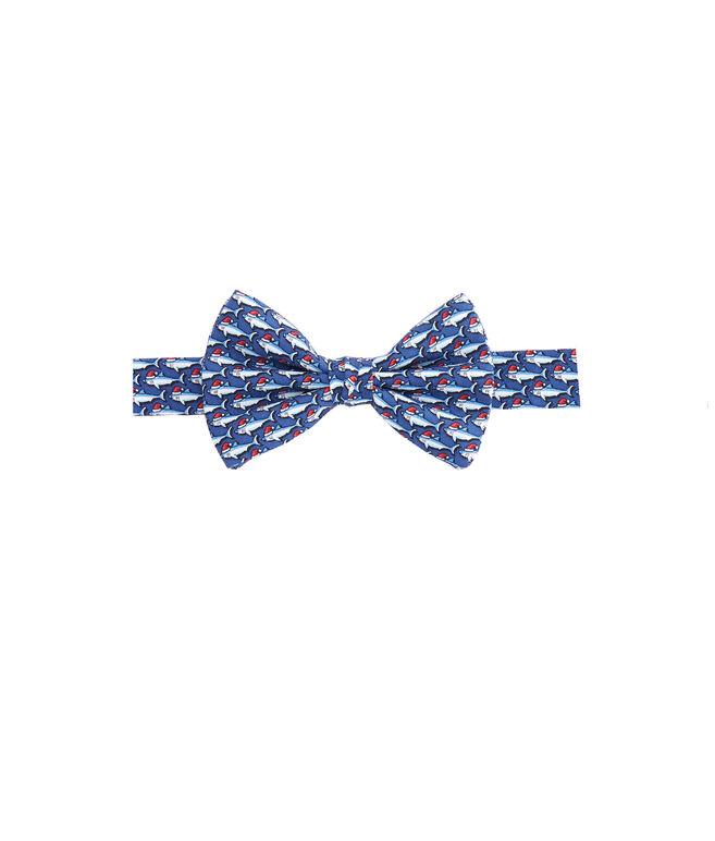 Boys Santa Jaws Bow Tie