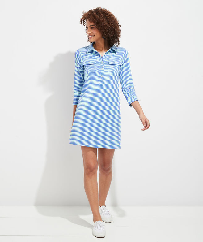Sankaty Striped Margo Shirt Dress
