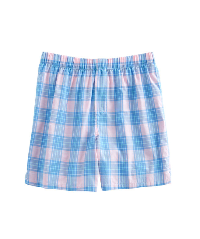 Kirk Pond Plaid Boxers