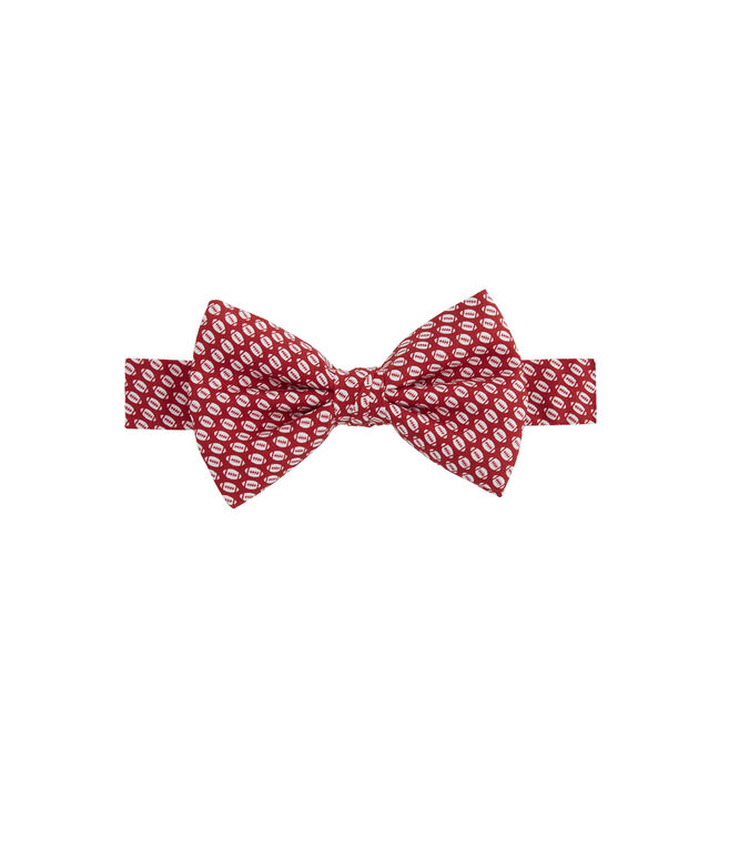 Boys Football Icon Bow Tie