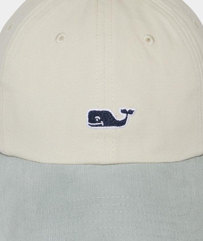 Colorblock Classic Baseball Hat