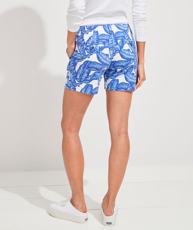 Banana Leaf 5 Inch Every Day Shorts