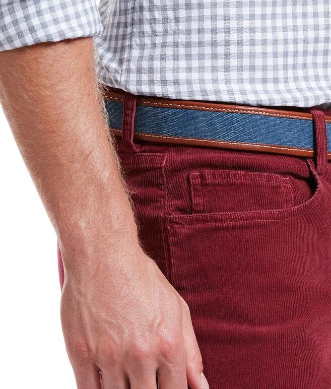 5-Pocket Cords