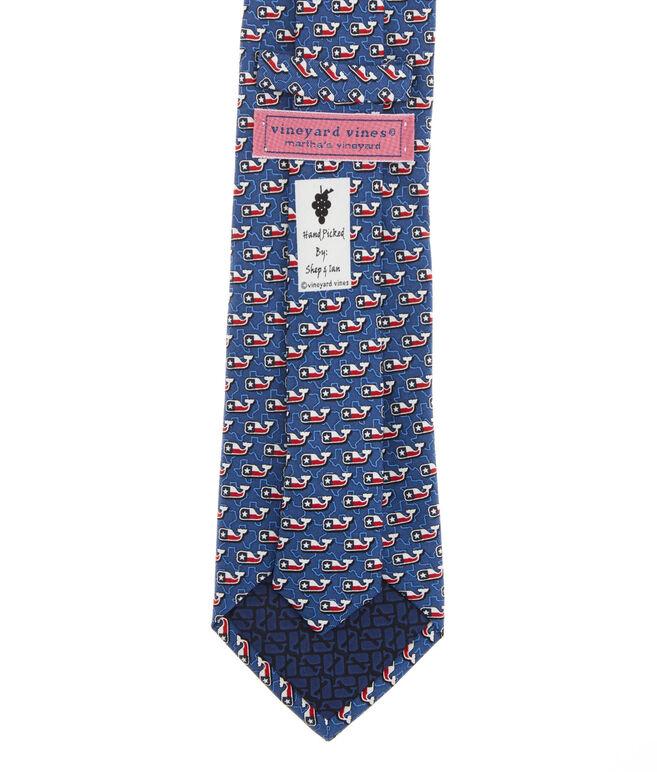 Texas Whale Tie